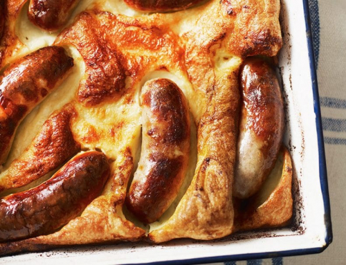 Prendergast Butchers Rustic Toad in the Hole