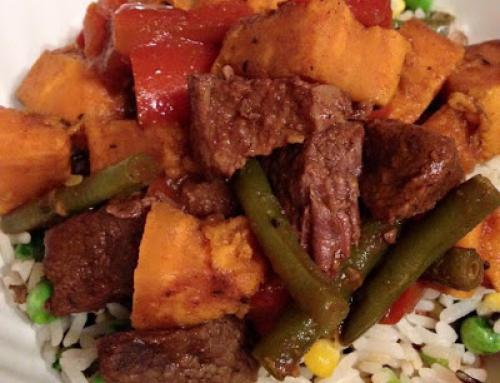 Caribbean Pepper Pot Stew